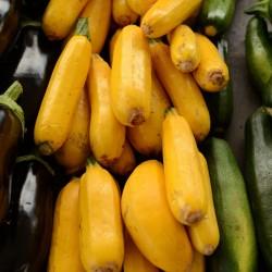 Courgettes jaunes - 500 g