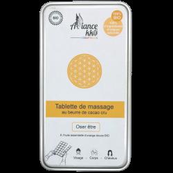Tablette barre de massage...