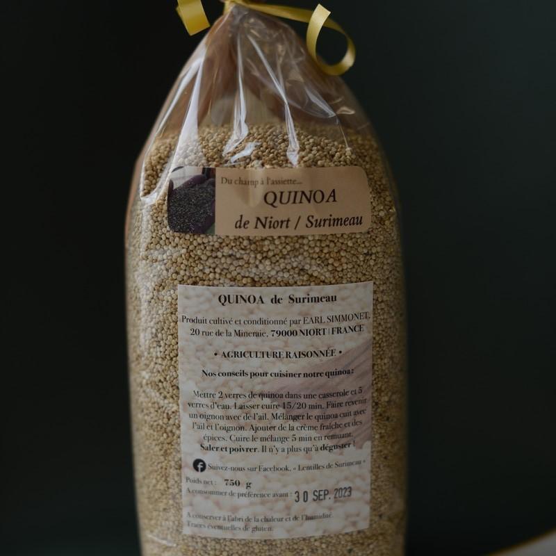 Quinoa de Surimeau, La Conciergerie Marché en ligne