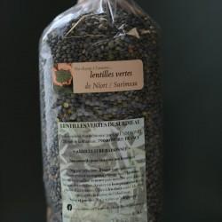 Lentilles de Surimeau en vente sur la Marché en ligne de la Conciergerie
