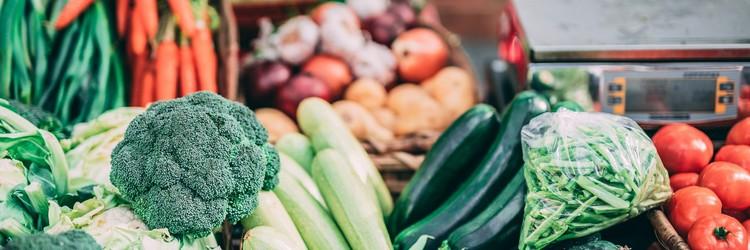 La conciergerie à Echiré légumes